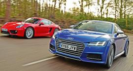 Κοινή πλατφόρμα θα μοιράζονται τα ηλεκτρικά των Audi και Porsche