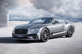 Βελτιωμένες Aston Martin Vantage, Bentley Continental GT και Range Rover Sport από την Startech