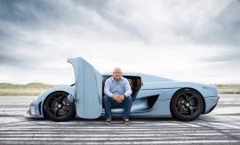 Christian von Koenigsegg: Η Tesla μας ντρόπιασε με το νέο Roadster