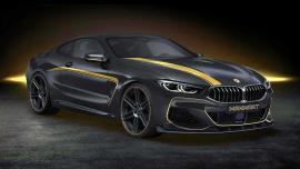 BMW M850i by Manhart με 621 άλογα