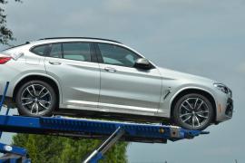 Η BMW X4 2018 «συνελήφθη» χωρίς ίχνος καμουφλάζ