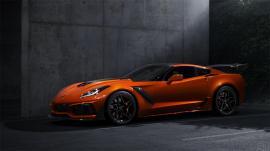 Δημοπρατείται για καλό σκοπό η πρώτη -νέα- Corvette ZR1