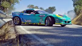Απίθανο video με Corvette 1.060 ίππων να μην ισιώνει πουθενά