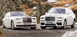 Έτσι θα μοιάζει το νέο SUV της Rolls Royce [Vid]