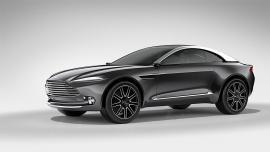 Aston Martin: Για το SUV μας δεν θα κάνουμε ότι κάνει το VW Group