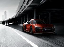 Audi R8 V10 Plus Limited Edition μόνο για 44 τυχερούς
