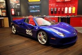 Επετειακή η 488 Spider για τη Ferrari