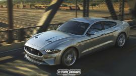 Τετράθυρη Mustang από σκέφτεται η Ford