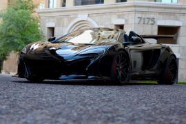 McLaren 650S Spider με bodykit της Liberty Walk