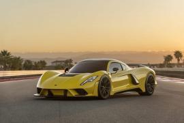 H Hennessey θα επιχειρήσει να πιάσει με το Venom F5 ταχύτητα 484 χλμ/ώρα