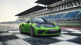 Νέα Porsche 911 GT3 RS με 520 ίππους [Vid]
