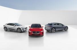 Jaguar I-PACE: Tο πρώτο ηλεκτρικό της ιστορίας της μάρκας [Vid]
