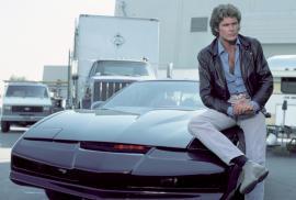 Ο Knight Rider επιστρέφει με πρωταγωνιστή τον David Hasselhoff