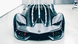 Υβριδικό hypercar της Lamborghini με 850 ίππους