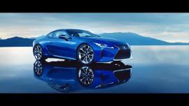 15 χρόνια χρειάστηκε η Lexus για το Sructural Blue [Vid]