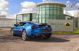 Η Lotus ετοιμάζει ηλεκτρικό hypercar