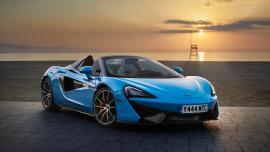 Πόσο κοστίζει στην Αυστραλία η McLaren 570S Spider;