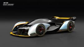 Η McLaren Ultimate Vision GT αποκαλύφθηκε για το Gran Turismo Sport