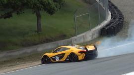 Παρά τρίχα κομμάτια μια McLaren P1