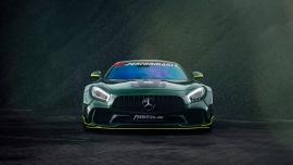 Mercedes-AMG GT με 650 άλογα από την Fostla