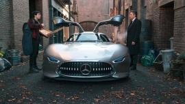 Αυτό θα είναι το νέο αυτοκίνητο του Batman! [Vid]