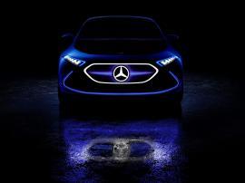 Η Mercedes παρουσίασε τον ανταγωνιστή του BMW i3