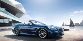 Επιστροφή της SL σκέφτεται η Mercedes