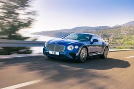 Από που εμπνεύστηκε ο σχεδιασμός της νέας Bentley Continental GT; [Vid]