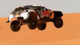 Έτοιμο για δράση το Peugeot 3008 Dakar Maxi [Vid]