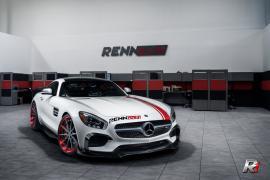 Renntech Mercedes-AMG GT S με 726 άλογα