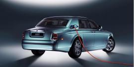 Ηλεκτρική Phantom ετοιμάζει H Rolls Royce