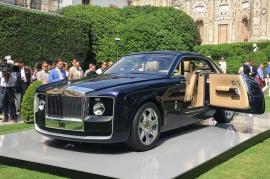 Η ακριβότερη Rolls Royce στον κόσμο ανεβαίνει το λόφο του Goodwood [Vid]