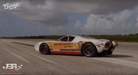 Street-legal Ford GT με 2.700 ίππων, πιάνει 471 χλμ/ώρα [Vid]