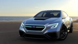 Το επόμενο Subaru WRX θα αντλεί στοιχεία από το Viziv Concept