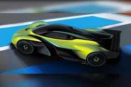 Aston Martin Valkyrie AMR Pro με επιδόσεις F1
