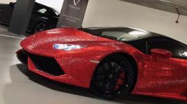 Lamborghini Huracan με 1.3 εκατομμύρια κρύσταλλα Swarovski [Vid]
