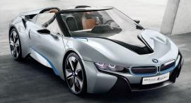 Τον Νοέμβριο στο Λος Άντζελες τα αποκαλυπτήρια του BMW i8 Roadster