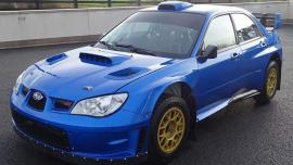 Πωλείται το Subaru δύο Παγκόσμιων Πρωταθλητών
