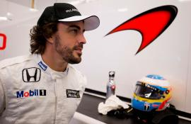 Ανακοινώνει την ανανέωση με τον Αλόνσο η McLaren