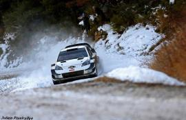 Tις πρώτες δοκιμές του με το Toyota Yaris WRC κάνει ο Ott Tanak