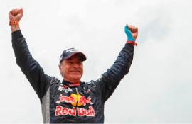 Rally Dakar 2018: Νικητής ο Carlos Sainz [Vid]