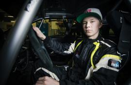 Ένας 16χρονος οδηγός στο WRC! [Vid]