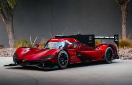Το νέο αγωνιστικό πρωτότυπο της Mazda στο Los Angeles