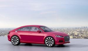 Η Audi διαψεύδει τις φήμες για πεντάπορτο TT