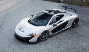 Μια ολοκαίνουρια McLaren P1 πωλήθηκε 20% πάνω από την τιμή αγοράς