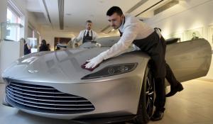 3 εκατομμύρια ευρώ για την Aston Martin του Μποντ