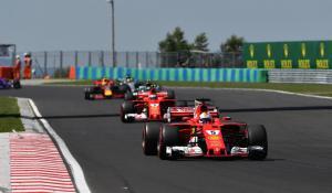 Το 1-2 οι Ferrari στην Ουγγαρία
