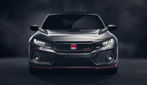 "To Honda Civic Type R ""Αυτοκίνητο της Χρονιάς"" από το Top Gear Magazine"