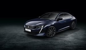 Νέο Peugeot 508, το πιο hi-tech sedan
