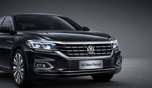 Η Volkswagen παρουσίασε το νέο Passat για την Κίνα